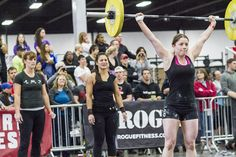 """Rugged Elite tank at CrossFit Regionals NW! """"From Runner-ups to Muscle-ups: Jet City CrossFit"""""""