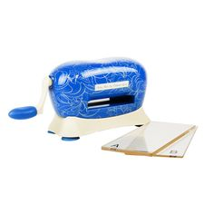 Baby Blue Die Cutting Machine – Tattered Lace