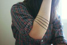 Female Forearm Tattoo