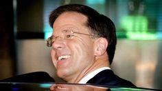 Mark Rutte, primer ministro de Holanda