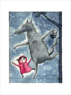 Tanz mit dem Wolf  https://juniemond.wordpress.com/2016/02/18/tanz-mit-dem-wolf/