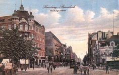 Die Hamburger Straße