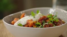 Chili con carne van Sandra Bekkari Trendfrisuren William, akkurater Mittelscheitel oder This particular language Healthy Cooking, Healthy Life, Healthy Recipes, Experiments For Kids Easy, Science Experiments, Healthy Diners, Meat Love, Go For It, Healthy Choices