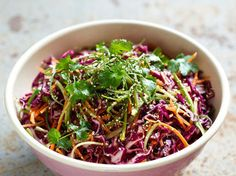 Salat für die Wintermonate: Die Wiener Foodbloggerin Frau Ziii hat eine leckere Rezeptidee für uns.