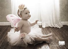baby angel photography