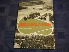 BROOKLANDS IN PICTURES SINGER S F EDGE NAPIER BUGATTI KAY PETRE MG ERA AUSTIN Bugatti, Racing, Singer, History, Pictures, Books, Ebay, Running, Photos