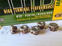 Ammo Test: Remington HTP 9mm, Dang! This stuff works pretty good!