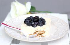 Tiramisú helado de chocolate blanco y arándanos   La Cocina de Alimerka