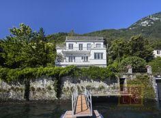 Villa Lidé – A Fine Specimen of 1930's Rationalism Architecture for Sale Now