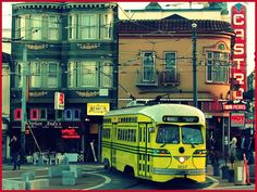 Streetcar in The Castro | Flickr
