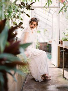 Moody Bridals à effet de serre
