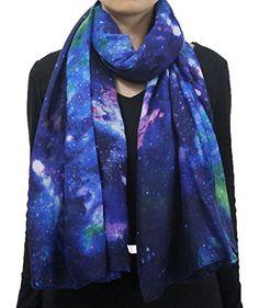 Beautiful Nebula Galaxy little Twinkle Stars Print Large Scarf Dark Navy Blue seamaidmm http://www.amazon.com/dp/B00QFNTJ2Q/ref=cm_sw_r_pi_dp_Yl9rvb19CRSKQ