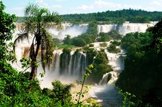 brazil waterfalls | More on Iguazu Falls Photos – About.com