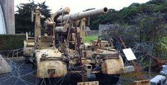 Panzerabwehrkanone Omaha Beach