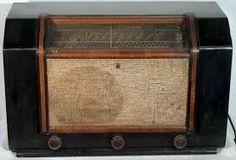 Antieke  Radio.