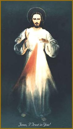 Replica of Original Divine Mercy Vilnius Image Divine Mercy Image, Divine Mercy Sunday, Devine Mercy, Jesus Facts, St Faustina, Image Painting, Lion Of Judah, Jesus Pictures, Morning Prayers