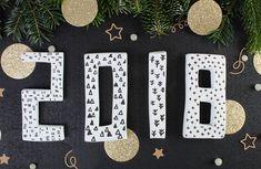 Por un 2018 más creativo aún. ¡Feliz año!