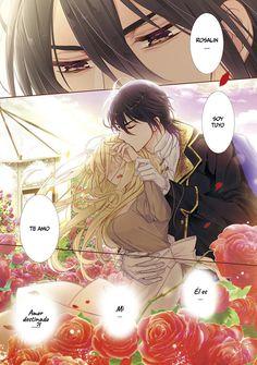 Royal Cinderella Mama Un SueñO Escarlata, Royal Cinderella Mama Un SueñO Escarlata Page 1 (Load Image Anime Love Couple, Manga Couple, Anime Couples Manga, Romantic Anime Couples, Cute Anime Couples, Good Manga, Manga To Read, Anime Comics, Manga English