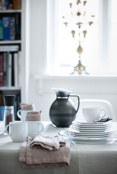 Filiżanka do kawy - GRAND CRU SOFT - DECO Salon #coffee #cup #porcelain #china #kitchenaccessories #rosendahl #gift #scandinaviandesign