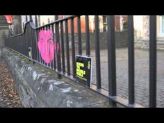 Installation: Amnesty Makes the Invisibile Visible Through Street Art Installations (Video)