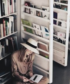 try this, and you will forget how long have you been in a bookstore