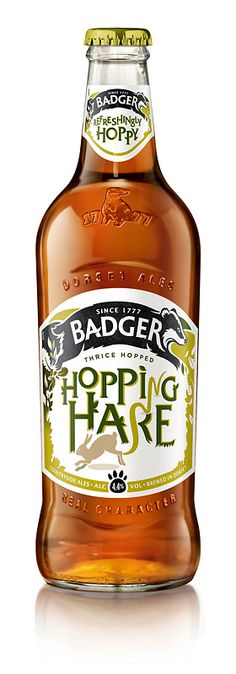 Hopping Hare Badger Ale