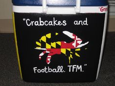 if only this said TSM because I love my maryland blue crabs & ravens football baby!