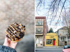 vodoo doughnut oreo donut Roadtrip San Francisco - Vancouver portland
