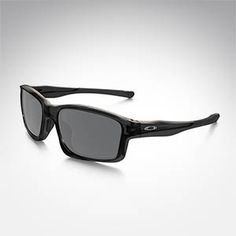 Oakley Polarized Chainlink Sunglasses - Black Ink/Black Iridium