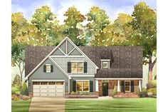 Carpenter by Savvy Homes at The Reserve at Natures Landing/3000-FT/$250,000