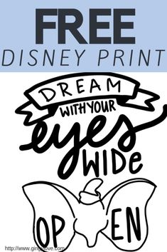 If you wanted to create a gallery wall for your little or yourself I created a Disney inspired print just for that! Toddler Room Decor, Toddler Rooms, Craft Projects For Kids, Kid Crafts, Craft Ideas, Disney Printables, Disney World Tips And Tricks, Nursery Inspiration, Free Prints