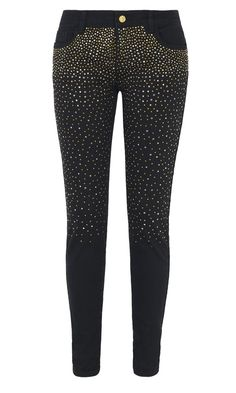 Primark Limited Edition Studded Skinny Jeans