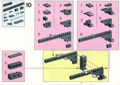 LEGO 5590 Whirl and Wheel Super Truck instructions displayed page by page to help you build this amazing LEGO Model Team set Lego Technic Truck, Lego Basic, Lego Sets, Lego Models, Lego Instructions, Planer, Projects To Try, Trucks, Stuff Stuff