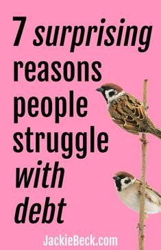 Have you ever thought about the reasons people stay in debt? Here are seven surprising reasons why people don't get out of debt. Fast Cash, Make Money Fast, Money Tips, Money Saving Tips, Create A Budget, Savings Plan, Get Out Of Debt, Debt Payoff, Debt Free