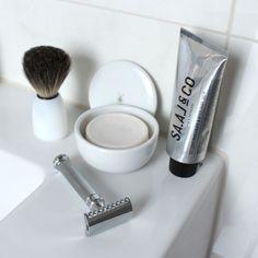 Rasurpflege Gentlemen-Set von Beard and Shave