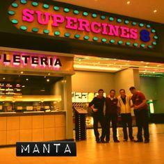 Supercines Manta
