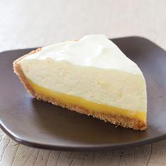Lemon Chiffon Pie - America's Test Kitchen  Explains technique of using gelatin + cornstarch as thickener for perfect chiffon texture.