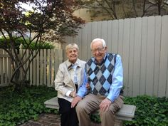 After 60 years of marriage, my grandparents are still happy as ever!