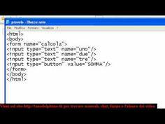 Tutorial-16-Imparare Javascript - #Corso #HTML #Imparare #Istruzione #Java #Javascript #Lezione #Lezioni #Linguaggio #Pagine #Programma #Programmare #Programmazione #Scrivere #Scuola #Tutorial http://wp.me/p7r4xK-PO