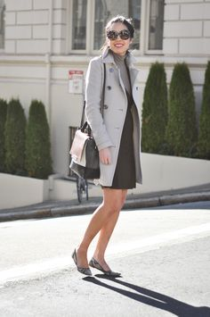 9to5Chic: Neutrals