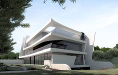 Vivienda unifamiliar A-cero situada en una exclusiva zona de Barcelona | A-Cero blog - Joaquín Torres Architects