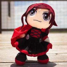 RWBY Ruby Plush