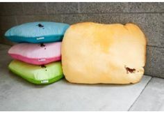 Cotton Candy Dog Beds in Four Flavors