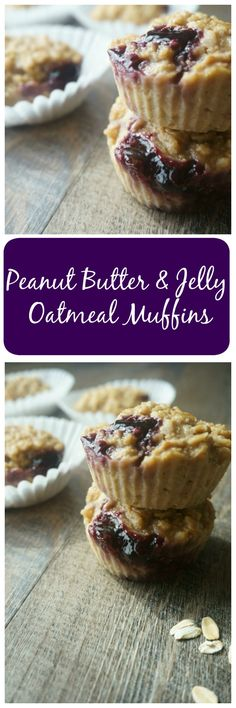 A childhood classic in a gluten-free muffin form. Perfect for on the go and packing for lunches.