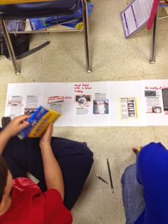 Chalk Box Tales: My FAVORITE Strategy for Digging Deep into Text