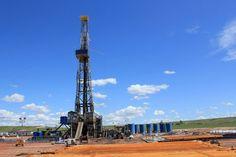 North Dakota Oil Rigs