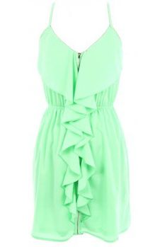 love the color and ruffles