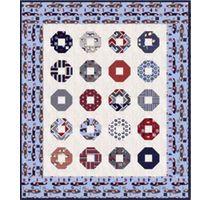 Riley Blake Designs Free Quilt Pattern