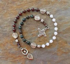 Imbolc Blessings a Time of the Great Return, Pagan Prayer Beads, Meditation…