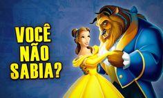 Você não sabia?  - A bela e a Fera >> http://www.tediado.com.br/03/voce-nao-sabia-bela-e-fera/